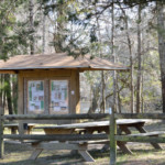 Hinson Recreation Area Kiosk