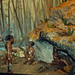 Florida Caverns Diorama