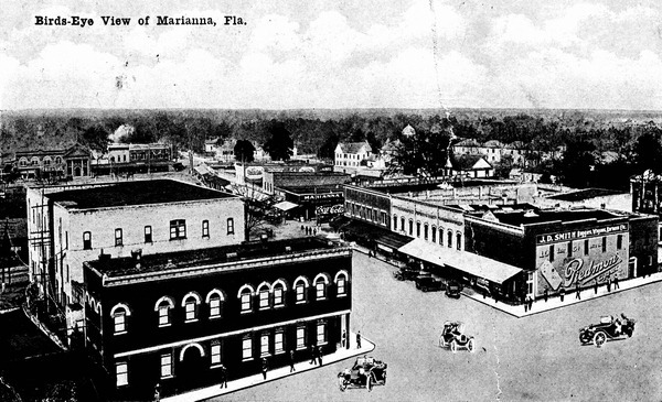 A Bird's Eye View of Marianna