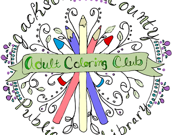 Jackson County Library Adult Coloring Club